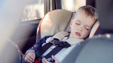 """Car seat chest clips declared """"safe""""."""