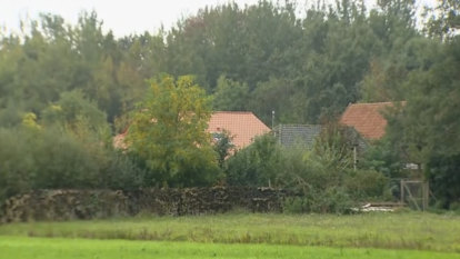 Man charged after Dutch family found locked away in secret room