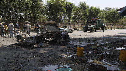 Women, children among 10 dead in airstrikes in Afghanistan