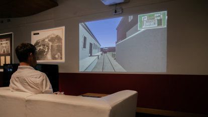 Ruins of 19th-century Queensland prison brought to life with virtual reality