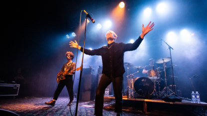 Gang of Four live review: Art in the age of (bio)mechanical reproduction