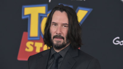 How the world fell in love with Keanu Reeves