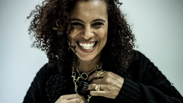 Neneh Cherry hits sweet spot between chill and furious