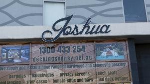 The Joshua apartment building at 33-49 Euston Road, Alexandria.