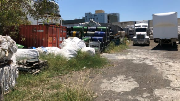 Clean-up set to begin at toxic dump sites