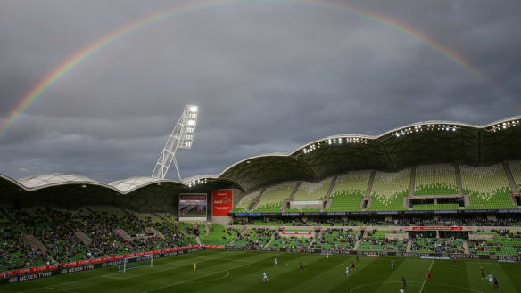 The expansion process is almost at an end, but will it lead to a pot of gold for the A-League?