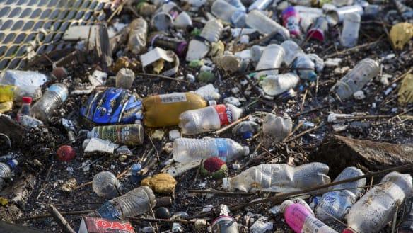 China's import ban shakes up plastic waste war