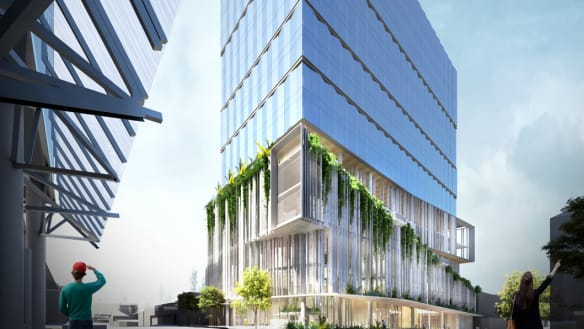 Plans for new $250 million commercial tower in Fortitude Valley