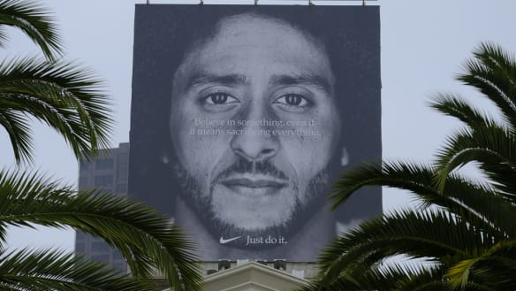 Why Nike was able to take its Colin Kaepernick gamble