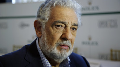 Opera star Placido Domingo to be investigated for sexual harassment