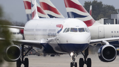 Sydney to London flight cancelled as British Airways pilots strike hits Australia