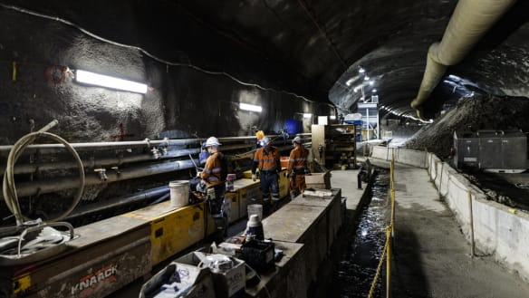 Project chief quits amid delays to Sydney's NorthConnex tunnel