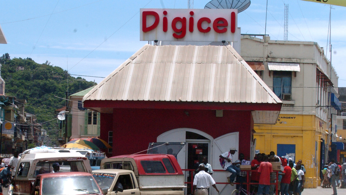 Fears are rising that Chinese interests may bid for Digicel, bringing the nation too close to our borders for comfort.