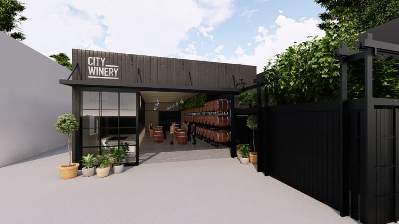 Brisbane's first micro-winery to open in Fortitude Valley