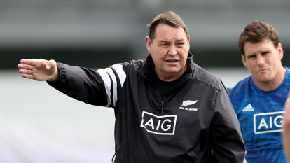 Hansen insists complacency won't be an issue for the All Blacks