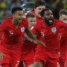 England break penalty shootout curse