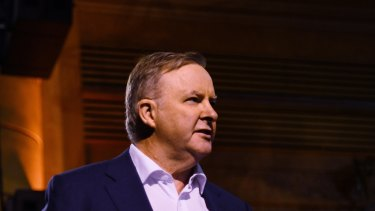 Opposition Leader Anthony Albanese says the government must apologise to thousands of people hit with robodebts.