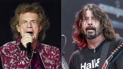 Eazy sleazy: breaking down Mick Jagger and Dave Grohl's surprise song