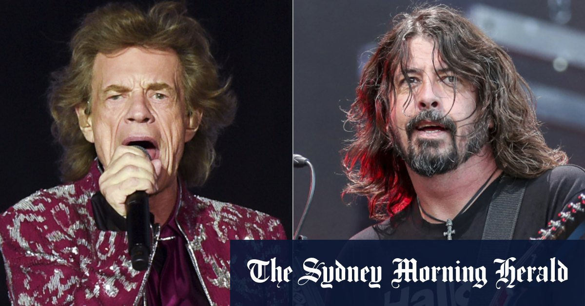 Eazy sleazy: breaking down Mick Jagger and Dave Grohl's surprise new song – Sydney Morning Herald