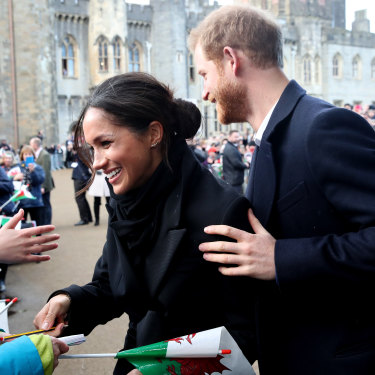 The Duke and Duchess of Sussex are polarising figures in Britain.