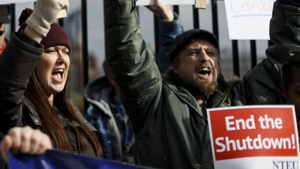 Food stamps and free craft beer: How the shutdown is hitting the US