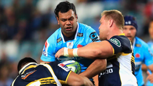 How the Waratahs looked a gift horse in the mouth