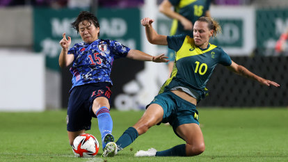 Japan too good for Matildas in final outing before Olympics