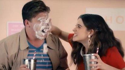 Government's 'bizarre' consent videos featuring milkshakes criticised