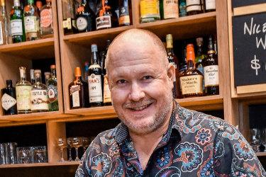 Bendigo Tourism Board chairman Finn Vedelsby