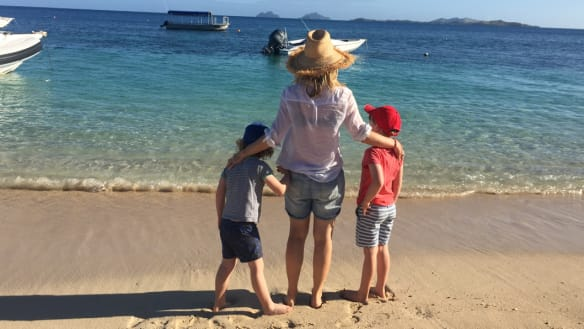 The trials and triumphs of single-parent holidays