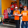 Minor party vote dries up amid Palmer and One Nation decline