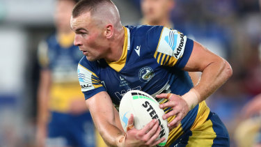 Clint Gutherson is one of the marquee men off contract.