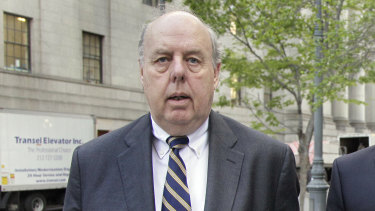 Attorney John Dowd quit after Trump's backflip on testifying to Robert Mueller's Russia inquiry.