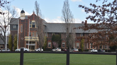 """The Armidale School headmaster Murray Guest said staff had """"worked hard to support all parties involved""""."""