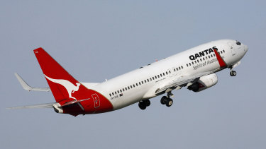 A spokesman for Qantas says the airline  has committed $50 million over the next ten years to help develop a sustainable aviation fuel industry.