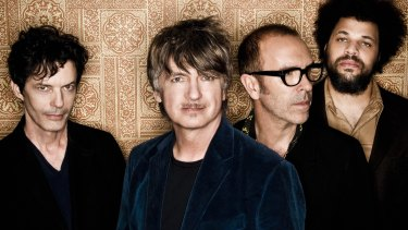 If you're missing live music, you can relive Crowded House's 2016 Sydney Opera House concert.