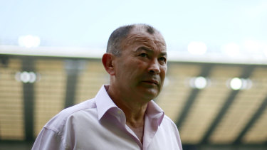 Mastermind: Eddie Jones has steered England back to the top of world rugby.