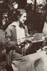 Clarice Beckett, from the book 'The Artist and her Circle' by Rosalind Hollinrake