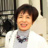 Mr Huang's wife Jiefang, also known as Fiona.