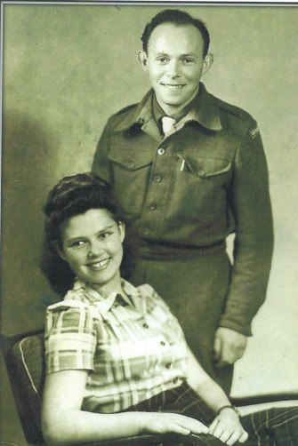 Phillip Maisel and his twin sister, Bella, who also miraculously got through the war. Together, they later emigrated toAustralia.
