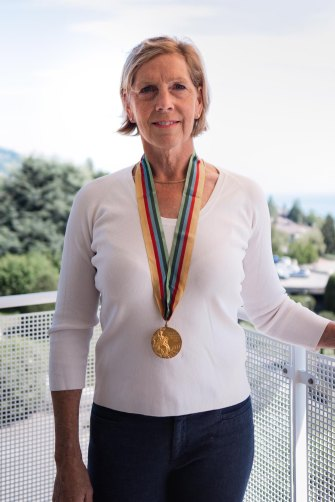 It's taken 40 years but Michelle Ford is finally embracing her extraordinary performance at the 1980 Games. Aside from two Russians, she was the only female swimmer outside of East Germany to take home a gold medal.