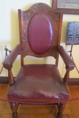The chair remained in service for 14 years, until 1925.