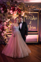 The couple are suing the swanky Rose Bay restaurant.