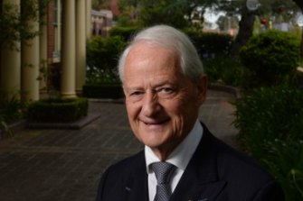 Former Attorney-General Philip Ruddock oversaw the religious freedom review.