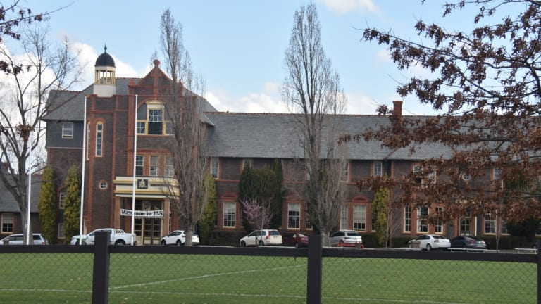 The Armidale School headmaster Murray Guest said staff had 'worked hard to support all parties involved'.