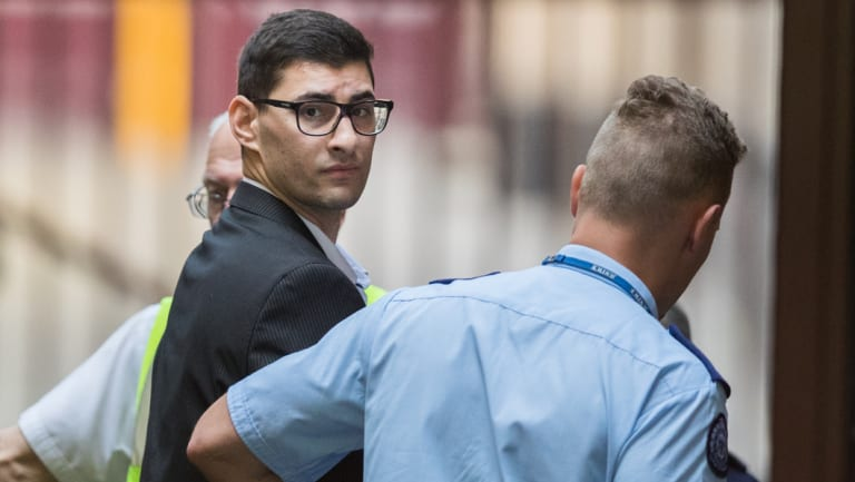 Joseph Esmaili has been found guilty of manslaughter.