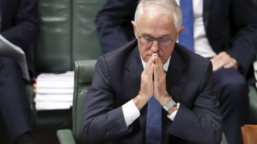 The PM during QT.