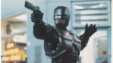 Robocop was science fiction in 1987 - but can he learn right and wrong now?