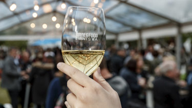 City Wine will take over Yagan Square this weekend.