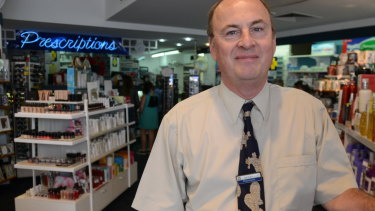 Pharmacist Ian Carr is a vocal critic of the relationship between complementary medicines and pharmacies.